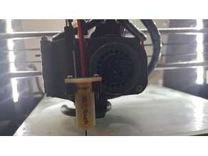 Sistema di raffreddamento per estrusore Anet A8 e 3D Touch
