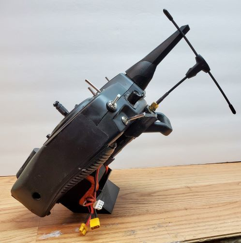 Dx9 Crossfire Battery hatch/stand