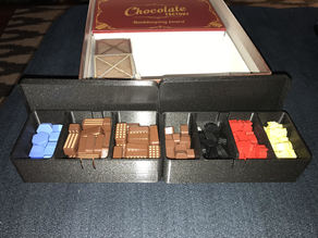 Chocolate Factory Component Boxes