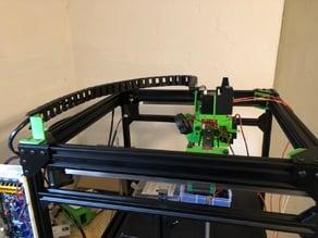 Rat Rig v-core pro 1.2 - Drag-chain mount