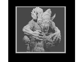 The Demon Miniature
