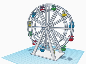N Scale Pacific Wheel