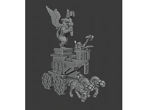 Warmaster Empire War Altar