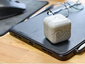 Tidal Cube - 3D Jigsaw