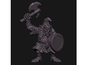 Eastern Goblin warrior