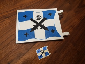 LEGO Imperial Flag (Multi Color)