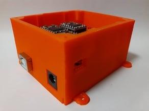 Arduino UNO + CNC shield case