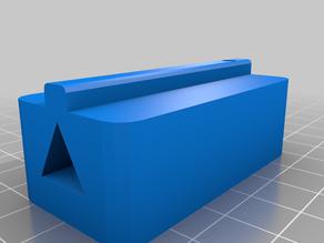 Ender 5 Rubber feet repositioning block