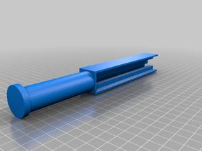 support filament profile alu 20x20
