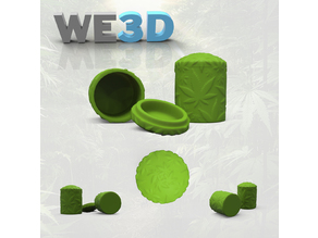 Weed Container - Small Tub