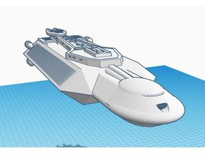 Cardassian Dreadnought Cruiser Class Hybrid