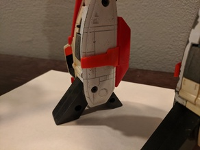 G1 Jetfire Replacement Ankle Armor Strap