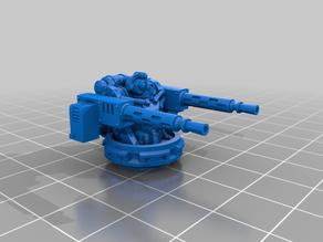 Gaslands Armoured Car (1:64)