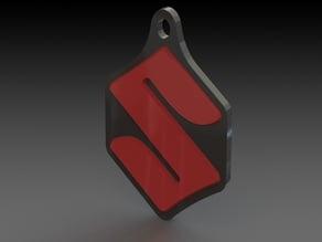 suzuki keychain