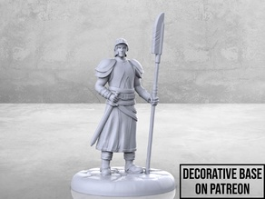 City Guard - Tabletop Miniature