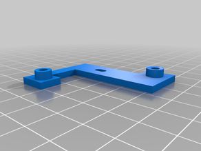 Sidewinder X1 Wagster Mount for PCB