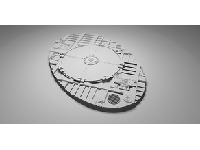 Mechanicus base 170mm