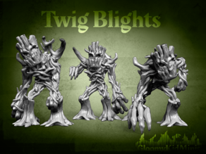 Twig Blights