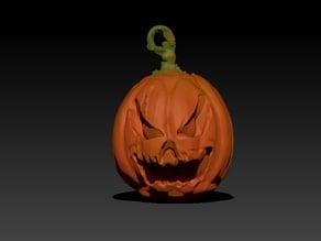 Halloween Pumpkin V1