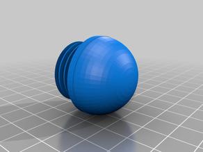 32mm end cap ball end