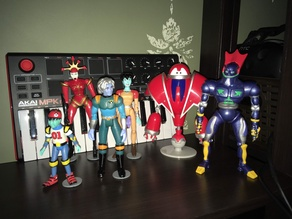 Simple Action Figure Stand