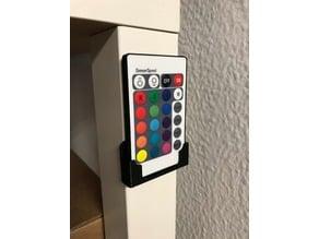 RGB LED Remote Control Holder