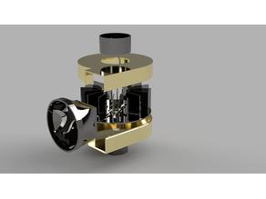 Turbo Fan Style Ventilation System