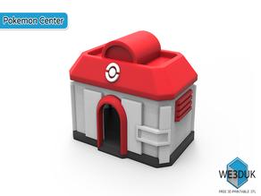 Pokemon - Poke Center Model