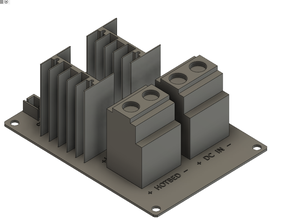 Anycubic Chiron Hotbed Mosfet 24v