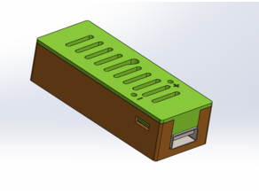 LM2596 USB cover
