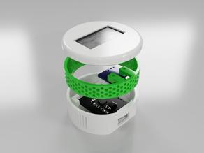 Tiny_D1 - modular case for Wemos D1 mini