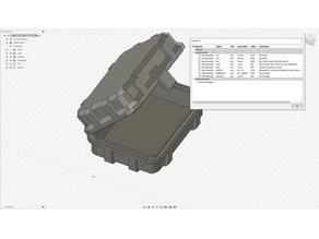 Parametric Rugged Box