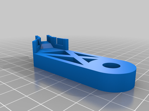 Replacement Ender 3 heat bed holder