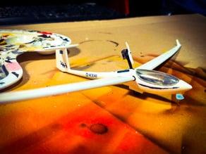 Asg29e / Asg29 Glider Miniature Model