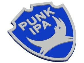 Punk IPA Brewdog Beet Mat / Drinks Coaster
