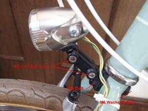 bicycle light  mount bar