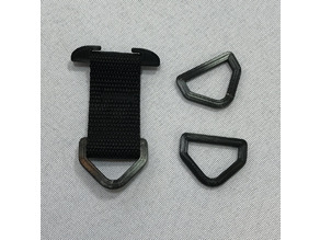 Triangular D-Ring