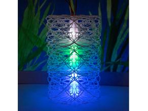Flowery Lamp