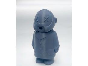 Grau-tobot  arttoy, from Yute and Tocuyo Imachinarium