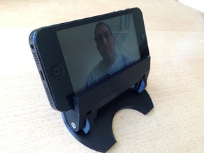 3D Printed Hands Free Phone Holder