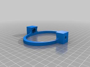 Phone tripod mount (remixed)