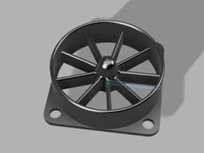 30mm Fan grill