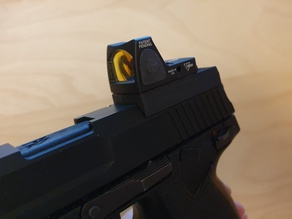 Mk23 RMR Red Dot Mount