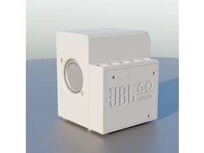 JBL GO bigger enclosure