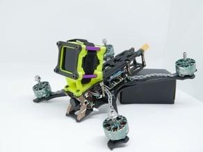 SpeedyBee FS225 GoPro mount