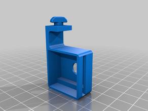 Ender 3 Pi Camera z-axis mounting