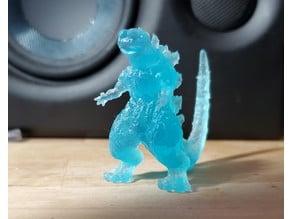 Cookie-Zilla - Cookie Monster Godzilla