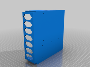 Ender 3 - SKR 1.4 Rear Case