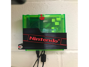 NesPi Wall Mount with Switch