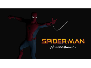 Spider-Man Homecoming Figure Statue